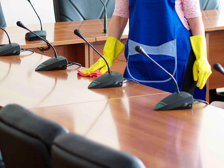 Industrial & Commercial Cleaning Services